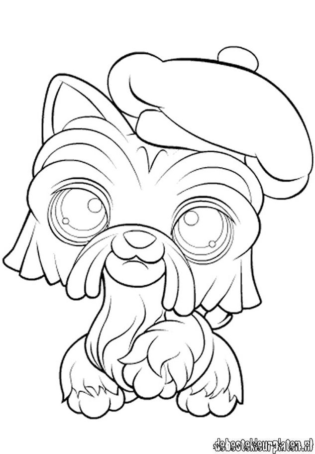 Lps Gira Colouring Pages