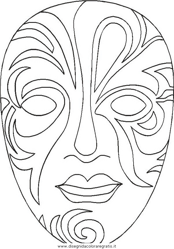 Bekannt Pin Dessin De Masque Africain Pelautscom On Pinterest - AZ Coloriage TL74