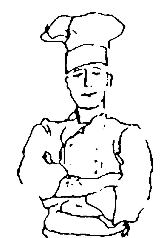 Patisserie dessin noir et blanc - Dessin patisserie ...