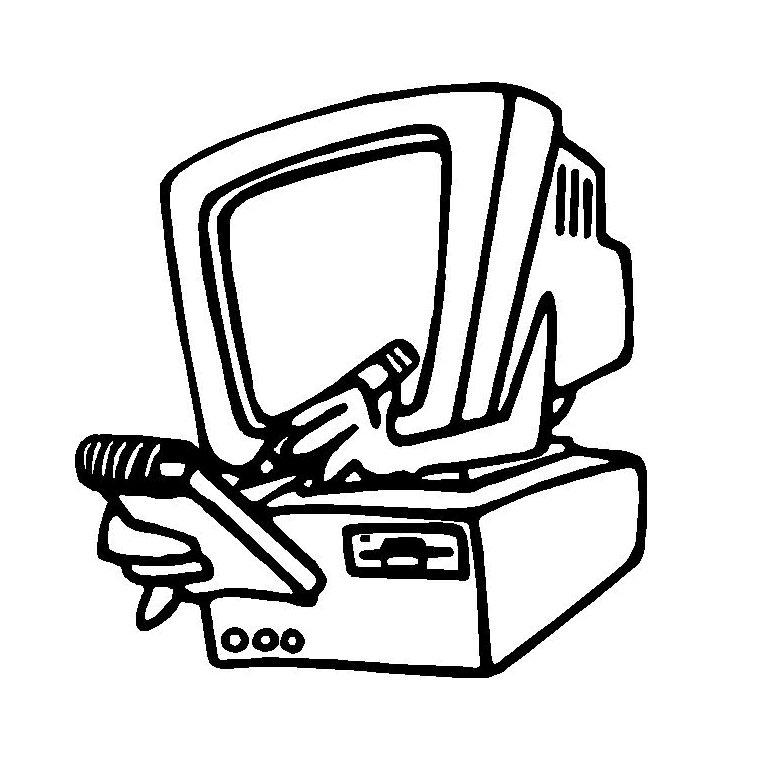les dessins dessin sur ordinateur
