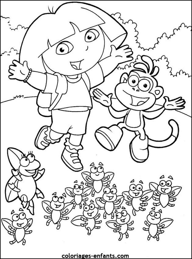 jeux et coloriages dabeilles imprimer - Dessin A Colorier Imprimer