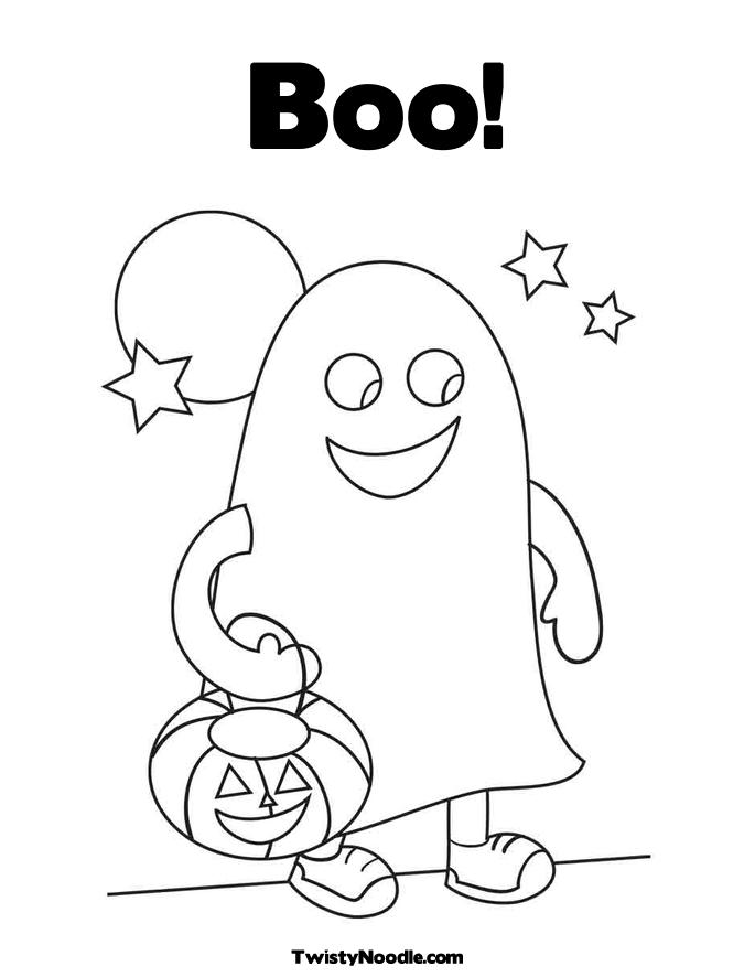 Free Coloring Pages Of Mario Ghost