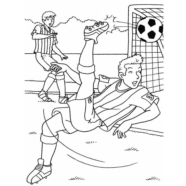 Coloriage Foot Cr7.Coloriage De Footballeur Femmeandgarcon