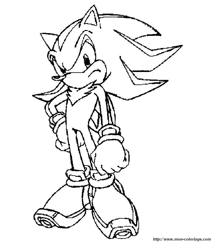 sonic mask Colouring Pages (page 2)