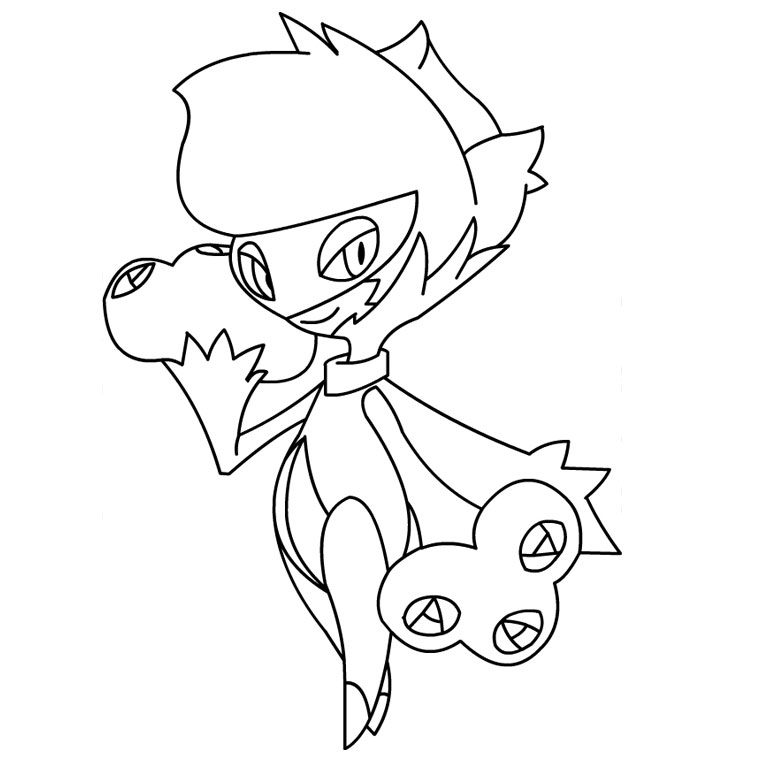 Coloriage Pokemon Pixel Art Coloriage Az Coloriage