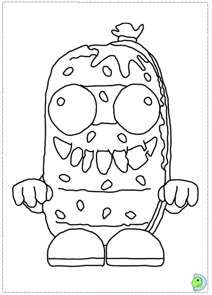 COLORIAGE DE TRACH PACK Colouring Pages (page 3)
