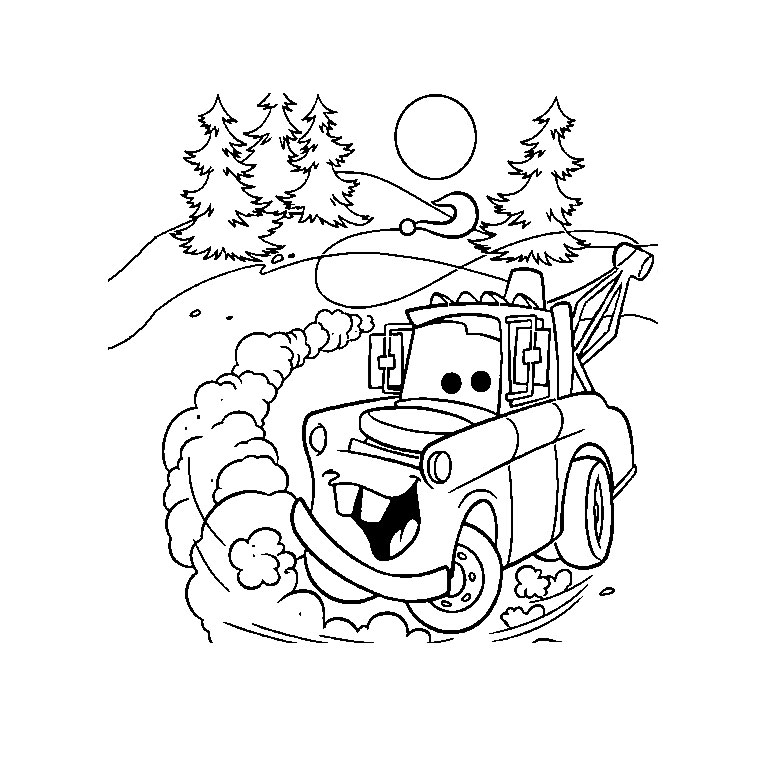 Coloriage Cheval Effray Car Pictures