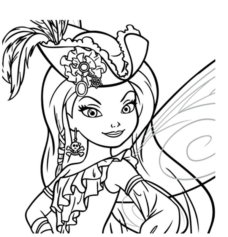 Coloriage Fee Bleue.Fee Clochette Et Cristal Coloriage Az Coloriage