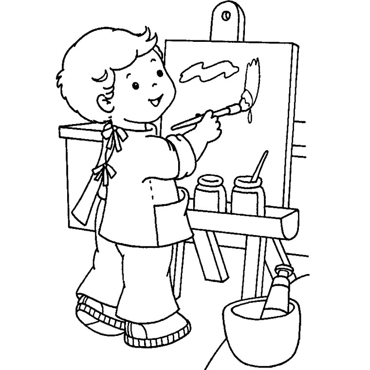 Souvent Coloriage De Cartable - AZ Coloriage AA77