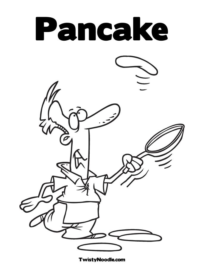 Breakfast waffles coloring pages coloring pages for Waffle coloring page