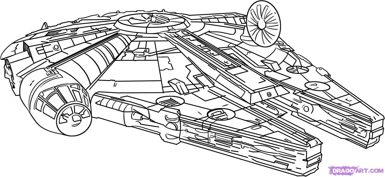 free tie fighter coloring pages. Black Bedroom Furniture Sets. Home Design Ideas