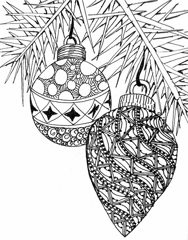 Monster hilutins de noel Coloriage