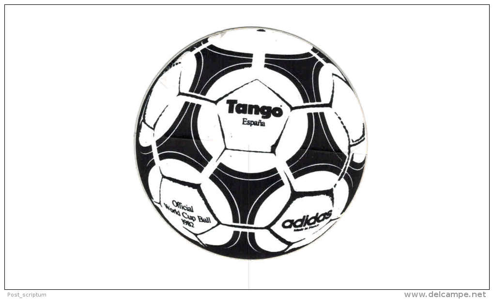 Autres Collections Autocollant Sticker Ballon De Foot Tango Az Coloriage