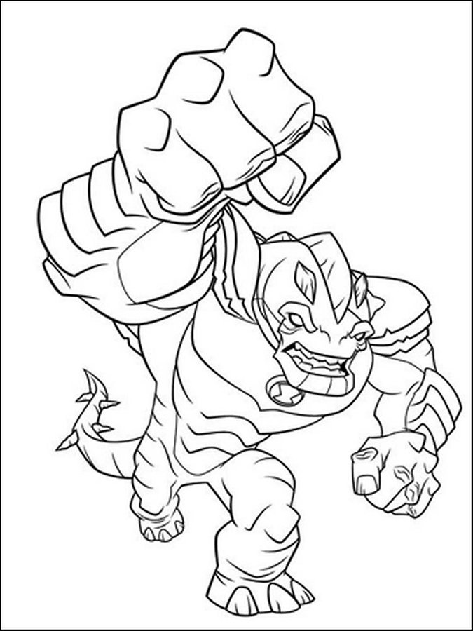free printable ben 10 coloring pages for kids ben 10 alien force coloring pages getcoloringpagescom - Ben Coloring Pages Alien Force