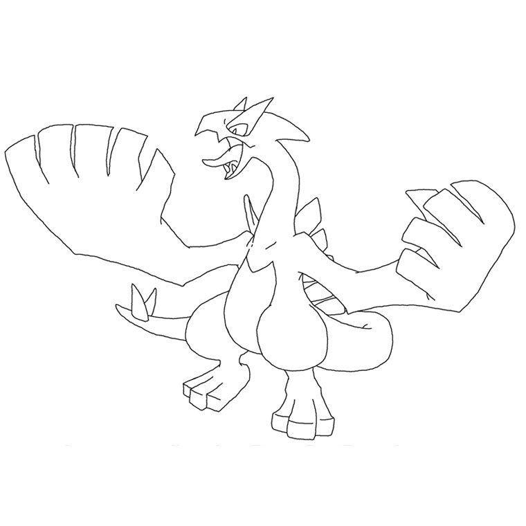 coloring pages lugia - photo#20