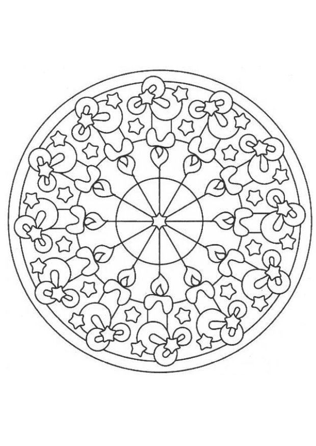 coloriages mandalas - Page 4