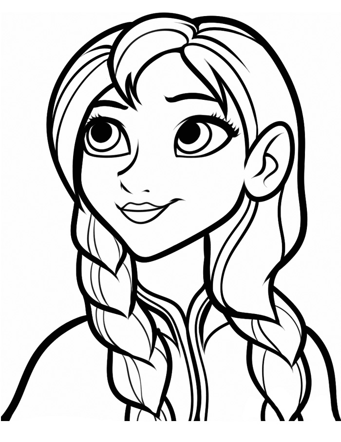 frozen Coloriage