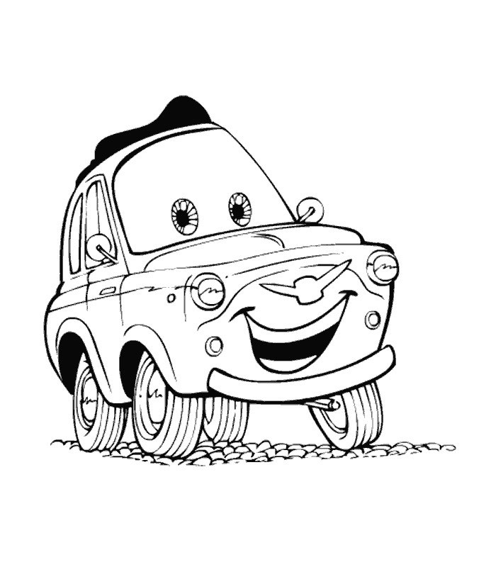 Related Pictures Cars 2 Des Coloriages Page 5 Car Pictures