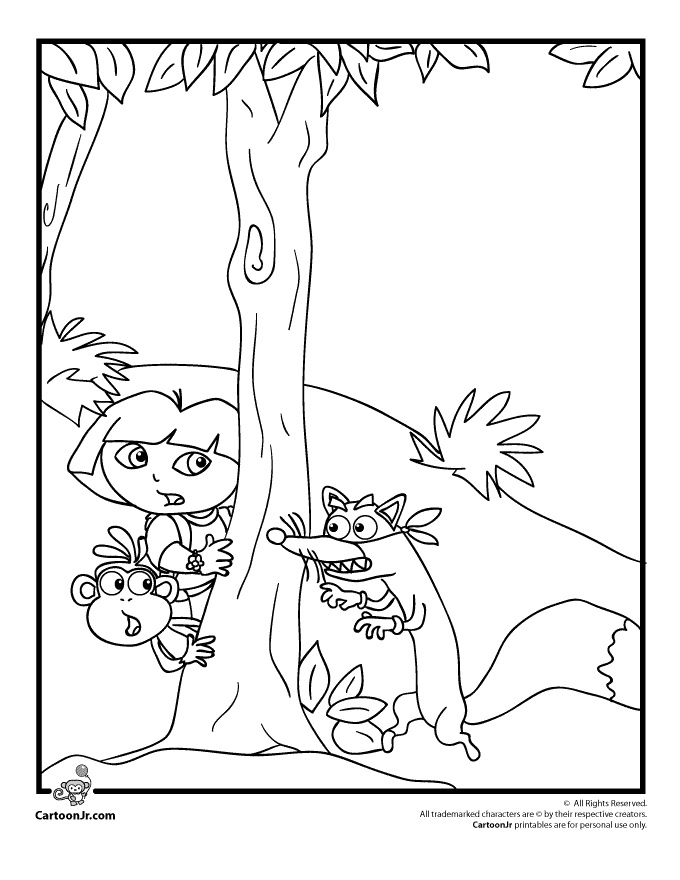 Free Coloring Pages Of Madagascar 3 Afro Circus