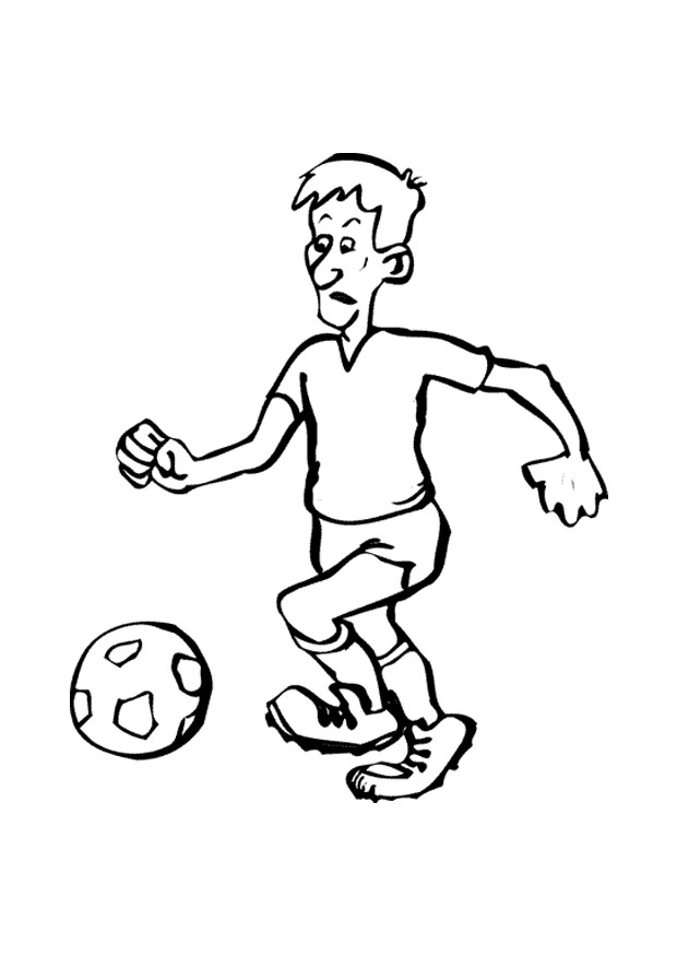 Coloriage Ecusson Football Pictures