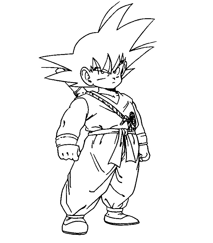 sangoku normal Coloriage