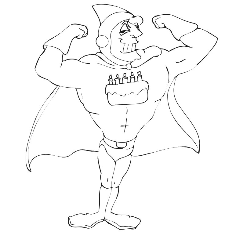 Super Heros Facile A Dessiner Coloriage Az Coloriage