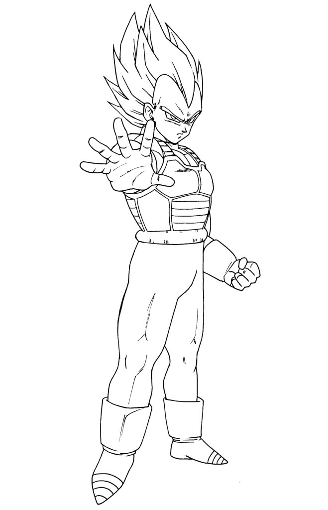 pan dragon ball Coloriage