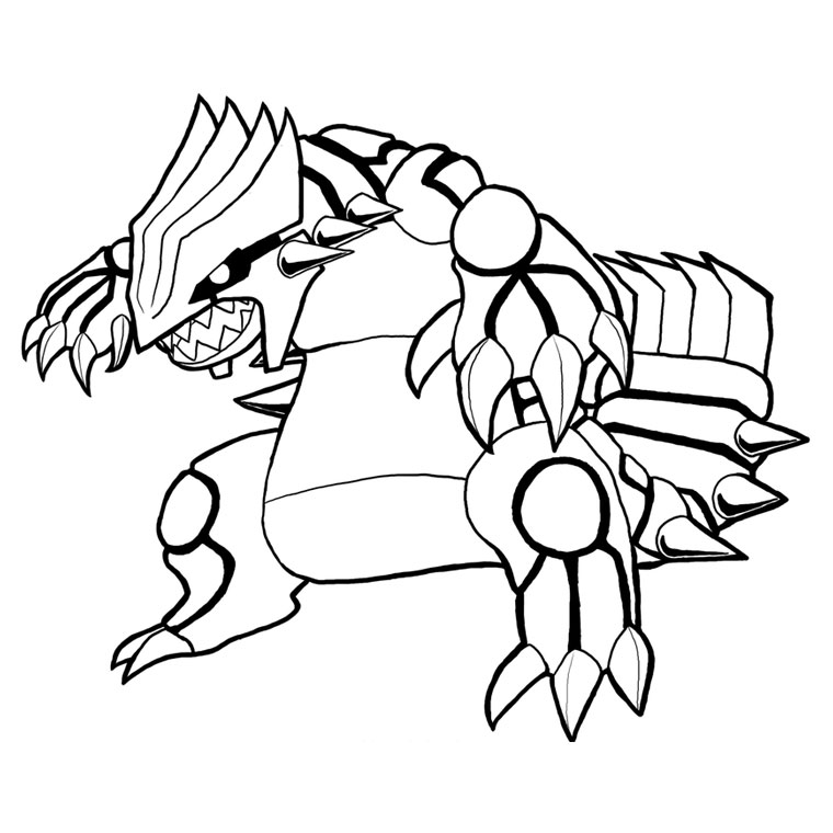 coloriage de carte pokemon ex Coloriage