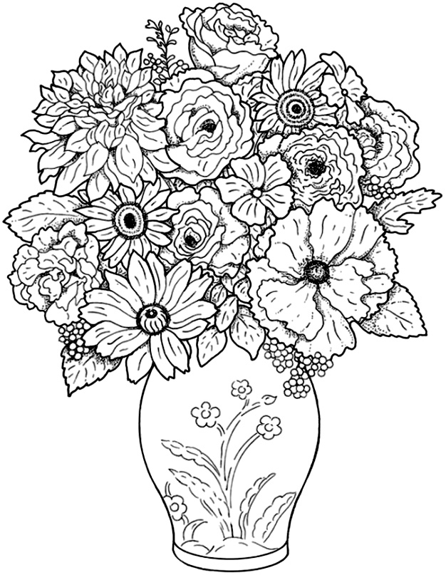 coloriage difficiles adultes elfes Coloriage