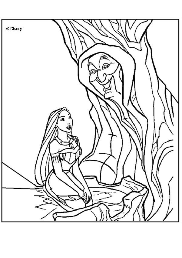 Disney Pocahontas Coloring Pages #32 | Disney Coloring Pages