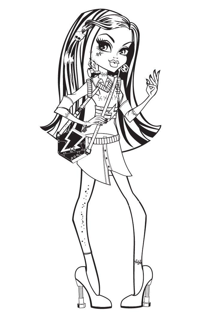 Coloriage lou dessin anime - Lou coloriage ...