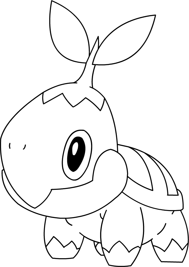 Coloriages Pokémons Az Coloriage
