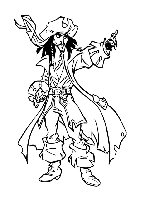 jack sparrow coloring pages Disney Infinity Jack Sparrow Coloring Pages jack sparrow coloring pages