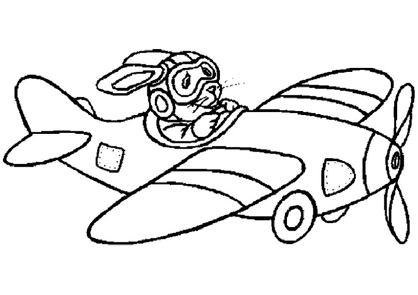 Images Of Coloriage Avion Avions Transports