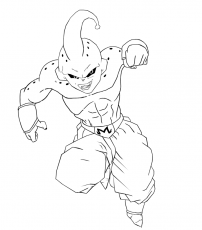 dragon balle Z Coloriage