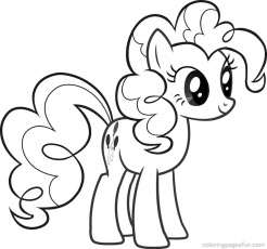 Little Pony Coloring Pages | Coloring Pages