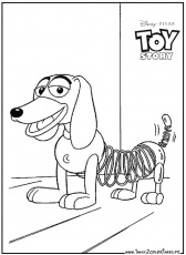 Coloriages Toy Story 1 - Zig-