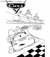 personnage disney cars