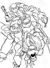 Teenage Mutant Ninja Turtles by JohnnySegura3rd on deviantART