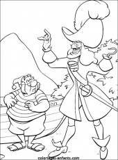 Coloriage De Pirate A Imprimer Tattoo Page 2