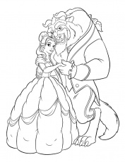 coloriages Princesses Disney