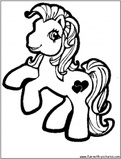 My Little Pony Coloring Pages | Coloring Pages For Free