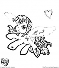 Mon Petit Poney My little pony | Coloriage | Pinterest